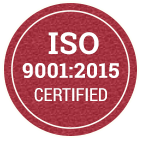ISO 9001:2015 Certified Machine Shop